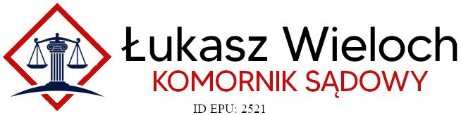 Komornik Sądowy Gliwice Łukasz Wieloch